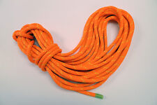 "Teufelberger Rescue Tech NFPA 1/2"" X 89' Orange/Yellow Fleck with Whipped Ends"
