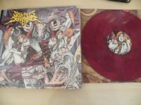 SO THIS IS SUFFERING-PALACE FOR THE PESSIMIST LTD RUBY RED  VINYL LP NEW