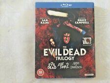 Evil Dead Trilogy - Region 2
