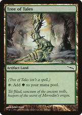 MTG X1: Tree of Tales, Mirrodin, C, Light Play - FREE US SHIPPING!