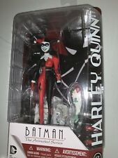 "HARLEY QUINN Batman The Animated Series 5.5"" Figure DC Collectibles 2015"