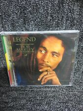 BOB MARLEY & THE WAILERS Legend Very Best Of Greatest Hits CD NEW, case damage