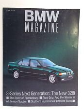 BMW Magazine January, 1996: New 328i, 1936 328 Roadster, New R1100RT