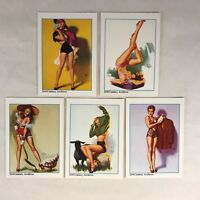 "HOLLYWOOD PINUPS (21st C.) Complete ""MARILYN MONROE NORMA JEAN"" Chase Card Set"