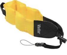 Vivitar Floating Wrist Strap Underwater Waterproof Digital Cameras Yellow New