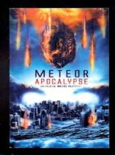DVD SF Meteor Apocalypse, Micho Rutare 2010, boitier visuel 3D