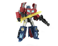 Transformers Titan Returns OPTIMUS PRIME DIAC Complete Hasbro Voyager Figure