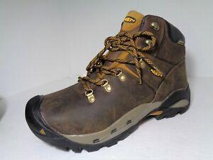 Rare KEEN 1013262D KEEN.DRY KEY-TECH Mens Steel Toe Waterproof  Boots US SZ 12