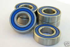 6001-2RS STAINLESS STEEL SEALED BEARING 12x28x8mm