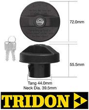 TRIDON LOCKING FUEL CAP HOLDEN RODEO RA03 RA07 COLORADO RC ISUZU D-MAX TFL238