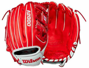 """2021 Wilson A2000 1786 Canada Country Pride Limited Glove 11.5"""" Baseball RHT"""