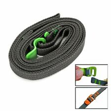 Rescue Outdoor travel strapping cord tape rope tied pull luggage Stainless Hook