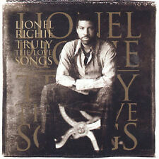 LIONEL RICHIE - TRULY: THE LOVE SONGS NEW CD