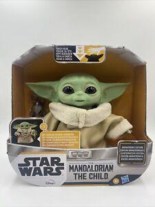 Hasbro Star Wars The Mandalorian The Child Baby Yoda Animatronic Edition NIB