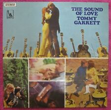 "THE 50 GUITARS OF TOMMY GARRETT- ""The Sound Of Love""- WHITE LABEL PROMO- Oz Only"