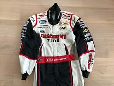 Original Race used suit -  Jacques Villeneuve - Nascar Nationwide - Penske 2012