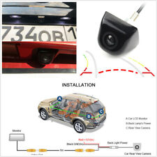 Car Intelligent Dynamic Trajectory Tracks Parking Line Reverse Rear View Camera