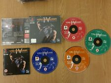 Wing commander IV - the price of freedom ps1