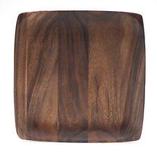 "Noritake Kona Wood 12"" Square Plate Set of 4"