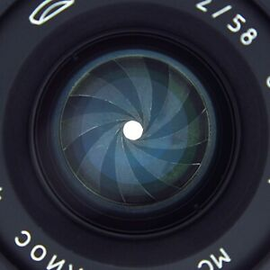 ✅ HELIOS 44-3 f2/58mm. 16 blades aperture. (Multi Coating) MADE in USSR №8409984