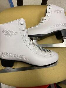 Lake Placid Glider 4000 Women's Figure Ice Skate Size 7