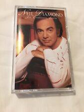 Neil Diamond The Christmas Album Cassette