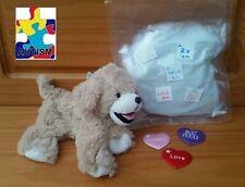 "Golden Retriever ""Goldie"" Build A Buddy Stuffed Animal Teddy Mountain"