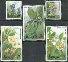 Timbres Flore Kenya 343/7 ** (30224) - cote : 42,50 €