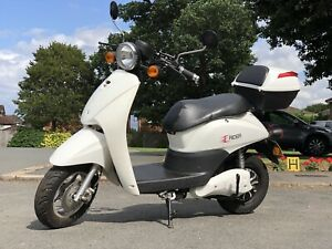 e rider electric moped - model 30 city