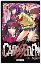 manga Cage Of Eden Tome 11 Seinen Yoshinobu Yamada Soleil VF no Ori 17 エデンの檻