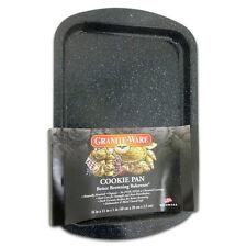 Granite Ware Cookie Pan  Sheet Better Browning Bakeware Lg Ceramic Bake Nonstick