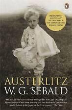 Austerlitz, Sebald, W. G., New, Paperback