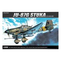 ACADEMY #12450 1/72 Plastic Model Kit JU87G-1 STUKA Tank Buster