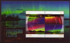 Australia 2014 Southern Lights Miniature Sheet. Mnh