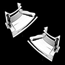 1Pair Chrome Spark Plug Covers For Harley Touring 17-18 Trikes&2018 Softail Part