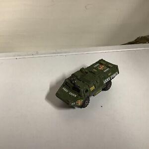 Unbranded Diecast Army Force Army Tiger La-22 Toy Car