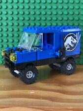 Lego 106 Custom Jurassic Park Van