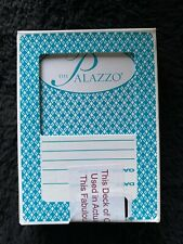 The Palazzo Green Playing Cards- Casino Used and Sealed