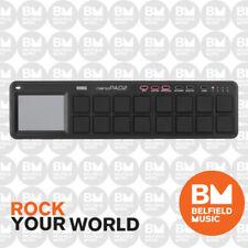Korg NanoPad2 Black Drum Pad USB Midi Controller Nano Pad 2 Slim Line - BNIB
