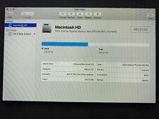 """Apple 21.5"""" iMac 12,1 (mid-2011) 4GB i5 2.5GHz 500GB HDD High Sierra"""