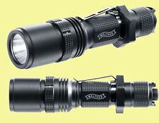 Walther Umarex LED Lampe Taschenlampe RLS450 mit 80 270 und 600 Lumen 37059