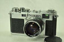 Nikon Nippon Kogaku Tokyo s2 e NIKKOR SC 5cm (50mm) 1:1 .4