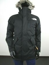 Mens TNF The North Face Bedford Down Parka Warm Insulated Winter Jacket - Black