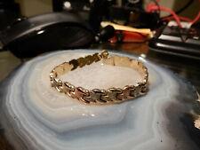 14KT Tri-Color Gold Bracelet