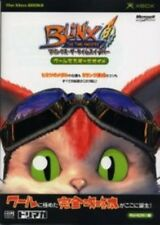 Blinx The Time Sweeper Cool Masters Guide Book / XBOX