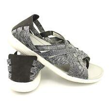 Merrell Women's Size 8 Black White Strappy Sandals