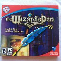 Wizard's Pen Lot 3 New Copies Pop Cap Games Makers of Bejeweled Hidden Objects