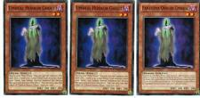 CARTA YU GI OH - 3 X FANTASMA ORRORE UMBRAL - PRIO-IT010 - COMUNE - IN ITALIANO