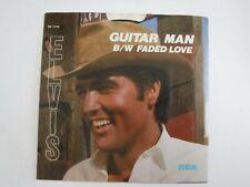 Elvis Presley - Faded Love / Guitar Man / PB-12158 / Sleeve Only / 45
