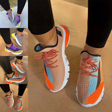 Womens Fashion Sneakers Sports Walking Running Shoes Low Top Casual Outdoor Soft